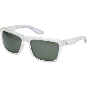 100% Blake Cykelbriller, translucent crystal clear